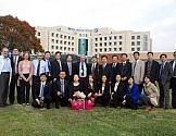 ביקור משלחת מסין 12.1.2014