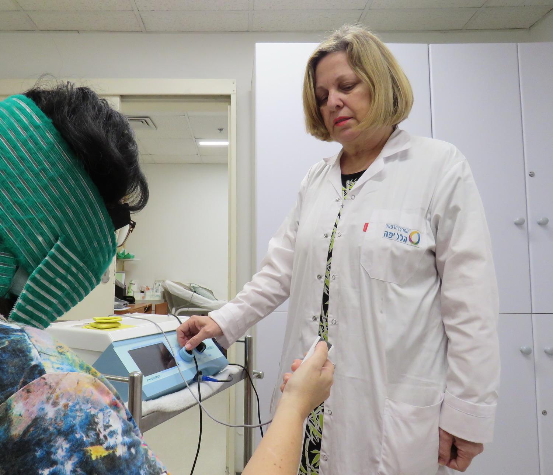 جديد جهاز مبتكر لعلاج شلل العصب الوجهي والحبال الصوتية